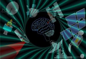 Satellite Neurotechnological Assault